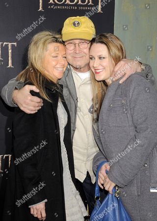 Jayni Chase, Chevy Chase and daughter