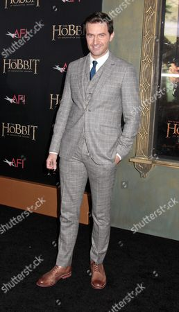 Editorial image of 'The Hobbit: An Unexpected Journey' film premiere, New York, America - 06 Dec 2012