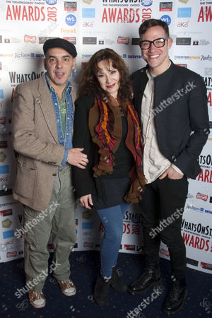 Javier De Frutos, Harriet Thorpe and Will Young