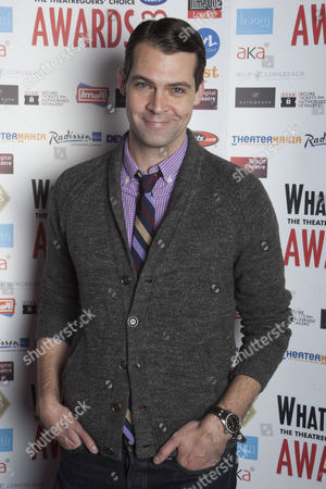 Editorial picture of Whatsonstage.com Awards, London, Britain - 07 Dec 2012