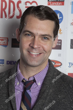 Editorial photo of Whatsonstage.com Awards, London, Britain - 07 Dec 2012