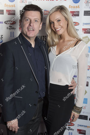 Bill Deamer and Charlotte Gooch