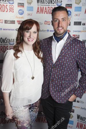 Stock Image of Sarah Galbraith and Paul Taylor-Mills
