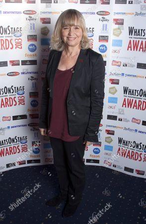 Editorial image of Whatsonstage.com Awards, London, Britain - 07 Dec 2012