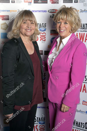 Susan Penhaligon and Rosemary Ashe