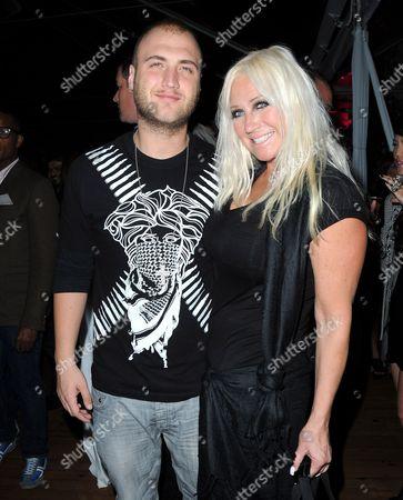 Nick Hogan and Linda Hogan