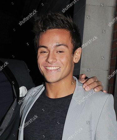 Stock Image of Tom Daley