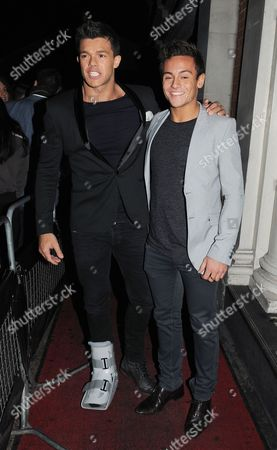 Leandro Penna and Tom Daley