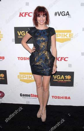 Editorial picture of Spike TV'S Video Game Awards, Culver City, America - 07 Dec 2012