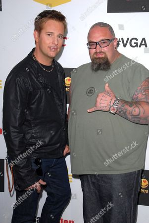 Editorial image of Spike TV'S Video Game Awards, Culver City, America - 07 Dec 2012