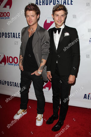 Nash Overstreet and Ryan Follese - Hot Chelle Rae