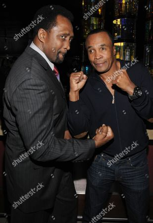 Editorial picture of Launch of Mike Tyson Cares Foundation 'Giving Kids a Fighting Chance' at Tabu Ultra Lounge, Las Vegas, America - 07 Dec 2012