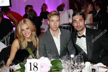 Editorial photo of Noble Gift Gala, Inside, London, Britain - 08 Dec 2012