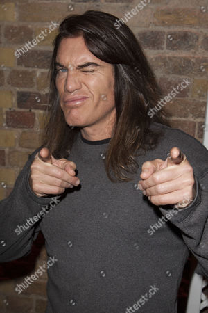 Stock Picture of Paul Sampson