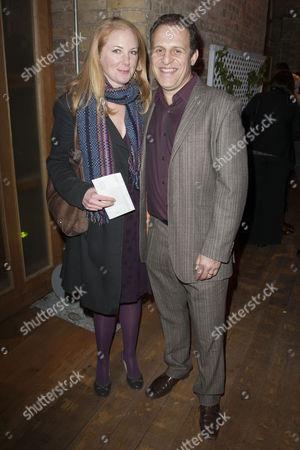 Laura Lindsay and Nigel Lindsay