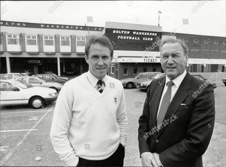 Former Liverpool And England Footballer Phil Neal (left) With Wolves President Nat Lofthouse As Phil Signs As Manager Of Wolverhampton Wanderers Philip George Neal (born 20 February 1951) Is A Retired English Footballer Who Played For Northampton Town Liverpool And Bolton Wanderers As A Full Back. He Is One Of The Most Successful English Players Of All Time Having Won Eight First Divisions Four League Cups Five Fa Charity Shields Four European Cups One Uefa Cup And One Uefa Super Cup During His Eleven Years At Liverpool. He Later Returned To Bolton Wanderers As Manager Leading Them To Victory In The Football League Trophy Before Spells Managing Coventry City Cardiff City And Manchester City. Neal Also Had A Long Career With The England National Team Winning 50 Caps And Playing In The 1982 World Cup. Phil Neal's Nickname Whilst At Liverpool Was Zico - A Reference To The Brazilian Play Maker And A Compliment To Neal Who Was Known For Scoring Important Goals Throughout The Clubs History.