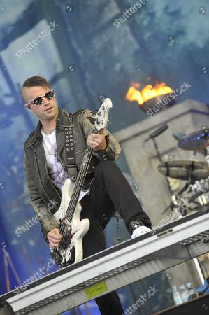 Editorial image of Download 2011 - Avenged Sevenfold