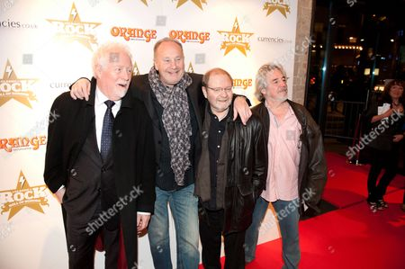 Editorial picture of Classic Rock Roll Of Honour at The Roundhouse, London, Britain - 13 Nov 2012