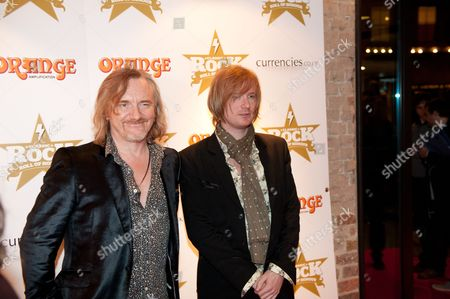Editorial photo of Classic Rock Roll Of Honour 2012 - Red Carpet