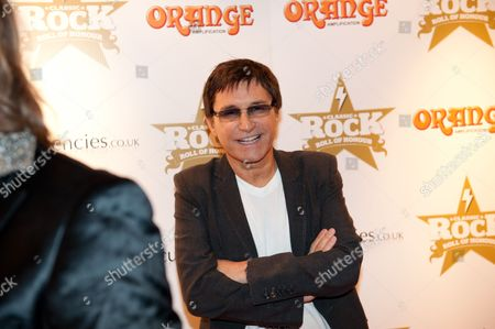 Editorial image of Classic Rock Roll Of Honour at The Roundhouse, London, Britain - 13 Nov 2012