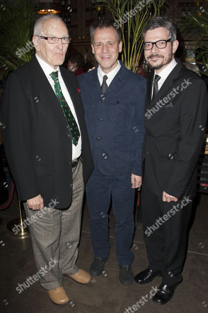 Peter Nichols (Author), Michael Grandage (Director) and James Bierman (Executive Producer)