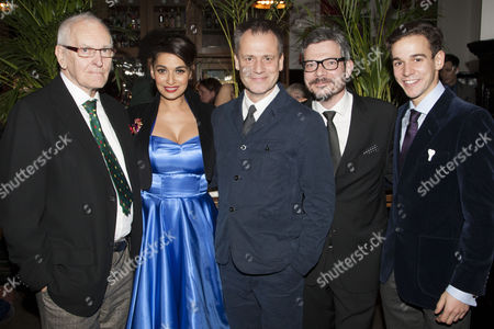 Peter Nichols (Author), Sophiya Haque (Sylvia Morgan), Michael Grandage (Director), James Bierman (Executive Producer) and Joseph Timms (Private Steven Flowers)