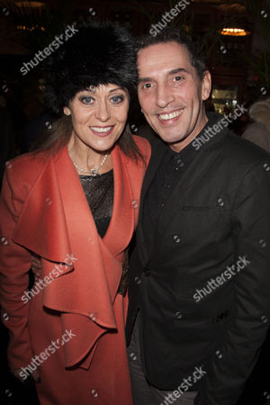 Tracie Bennett and Gareth Snook