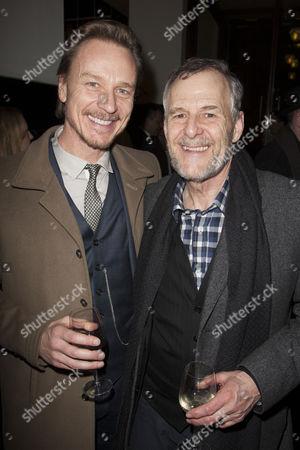 Ben Daniels and Ian Gelder