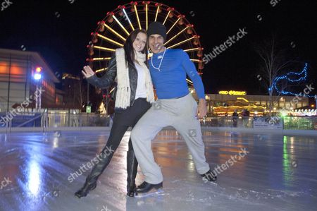 Gemma James and Chico Slimani