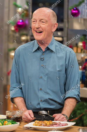 Stock Image of Oz Clarke