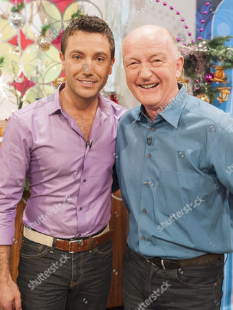 Gino D'Acampo and Oz Clarke