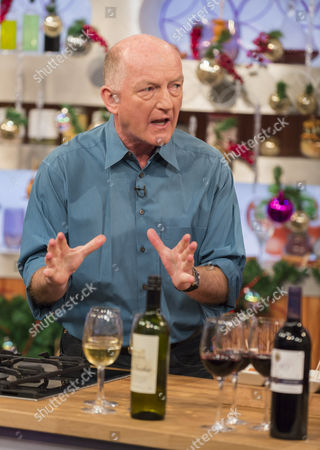 Stock Picture of Oz Clarke
