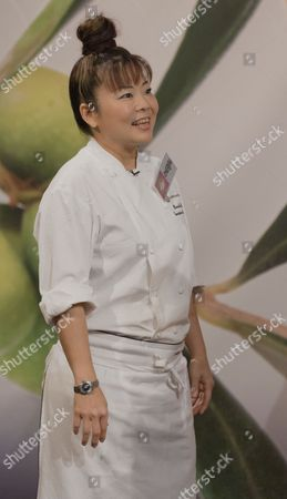 Stock Picture of Cherish Finden, Executive Pastry Chef at The Langham