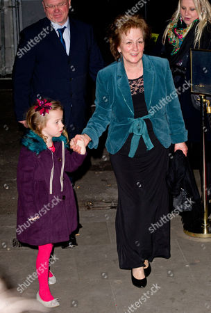Editorial photo of 'Viva Forever!' musical press night at The Piccadilly Theatre, London, Britain - 11 Dec 2012