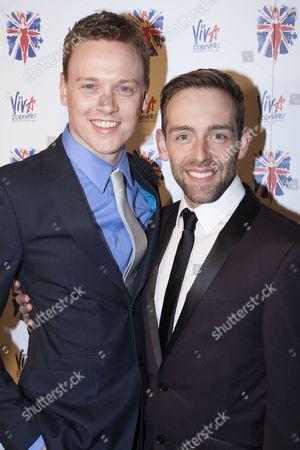 Michael Vinsen and Darren Carnall (Swing/Dance Captain)