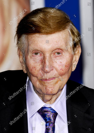 Obituary - Sumner Redstone, US media mogul, dies aged 97
