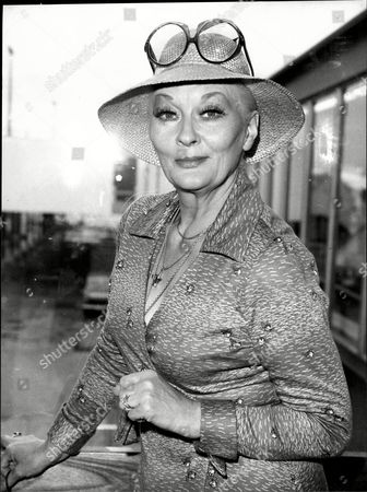 Christine Norden Actress 1978.