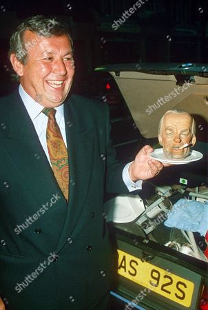 Editorial image of MICHAEL CAINE PARTY AT ODINS RESTAURANT, LONDON, BRITAIN - 1992