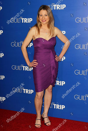 Editorial picture of 'The Guilt Trip' film premiere, Los Angeles, America - 11 Dec 2012