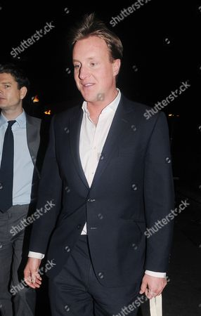 Editorial picture of 'Viva Forever!' musical press night, after party, London, Britain - 11 Dec 2012