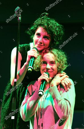 'In the Republic of Happiness' - Ellie Kendrick and Michelle Terry