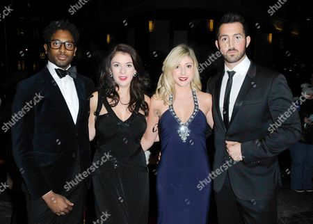 Amore - Peter Brathwaite, Monica McGhee, Victoria Gray and David Webb