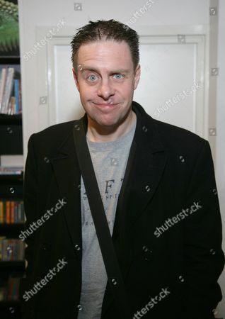 Stock Picture of Paul Cornell