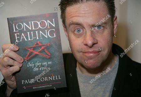 Stock Image of Paul Cornell