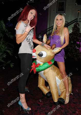 Lacey Rain and Mary Carey