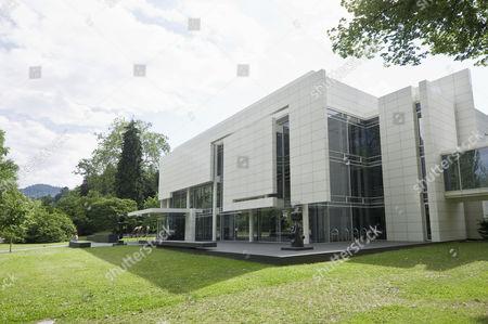 Museum Frieder Burda, architect Richard Meier, Baden-Baden, Black Forest, Baden-Wuerttemberg, Germany, Europe