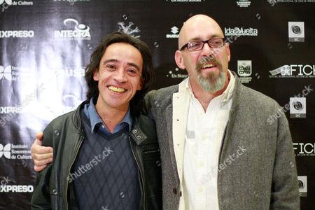 Roberto Sosa and Sebastian del Amo