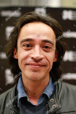 Stock Picture of Roberto Sosa