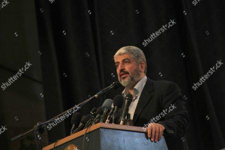 Hamas chief Khaled Meshaal