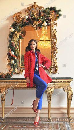 Editorial photo of Launch of Arnotts Spring Summer Collection 2013, Ireland - 12 Dec 2012
